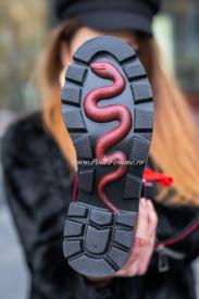 Ghete Redish Snake