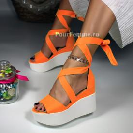Sandale cu platforma Zuma ( + culori )