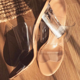 Sandale Premium Clear