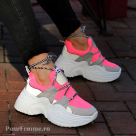 Sneakersi Reflect (+ culori)