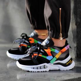 Pantofi Sport Infinity Black