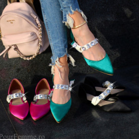Balerini Premium Crystal 3 culori