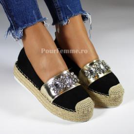 Pantofi Casual Cristal ( + 4 culori )