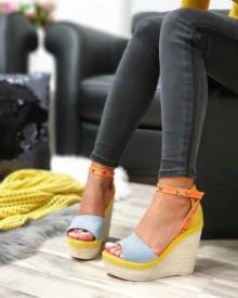 Sandale Vallentina ( + culori )