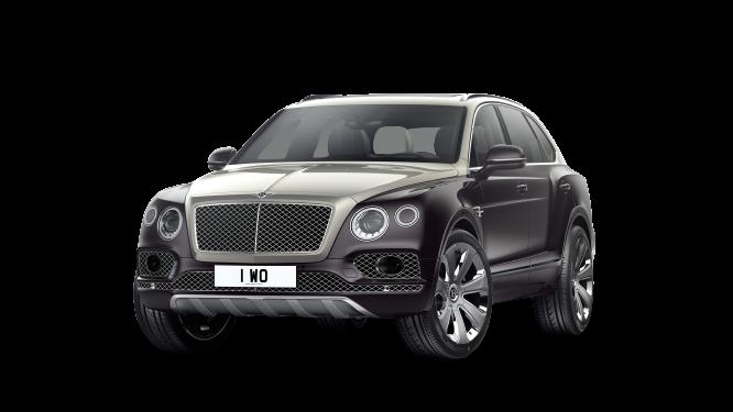 Bentley Bentayaga 2015 -