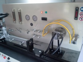 Poze Hydraulic test bench for power steering