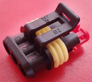 Conector pompa servodirectie electrica EPS, OPEL, cod: 06033