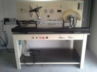 Hydraulic test bench for power steering
