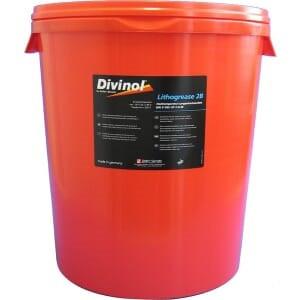 Vaselina Divinol Lithogrease 2B/300, Albastra, 25kg