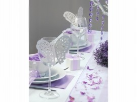 Fluturi decorativi, 10buc/set