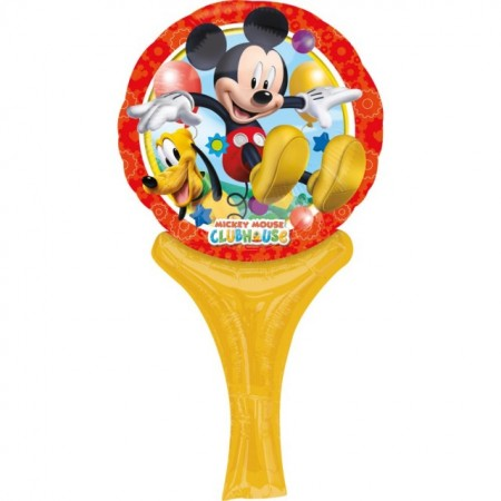 Balon mini folie Inflate-a-Fun Mickey Mouse
