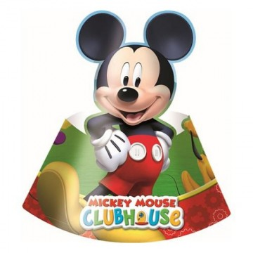 Coifuri party ''Mickey Clubhouse'', 6 buc