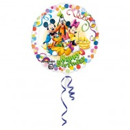 Balon folie metalizata, 43 cm, Mickey & Friends