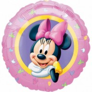 Balon folie metalizata, 43cm, Minnie Character