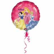 Balon folie metalizata, 45 cm, Printese Disney
