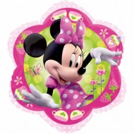 Balon folie metalizata, 46cm, Minnie