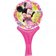 Balon mini folie Inflate-a-Fun Minnie Mouse