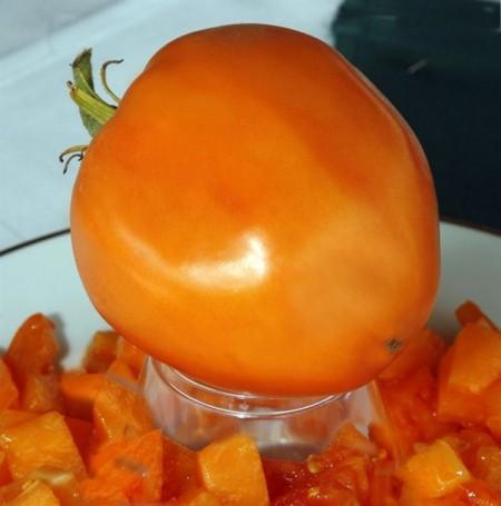 Poze Tomate Inima de Bou Orange