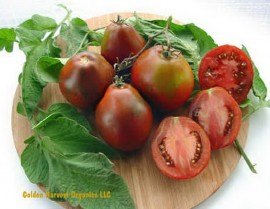 Poze Tomate Black Truffle