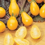 Tomate cherry Yellow Pearshaped