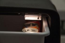 Frigider-congelator auto indelB cu capacitate utila de 35 litri