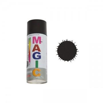 Spray vopsea Negru Mat 004 400ml Magic