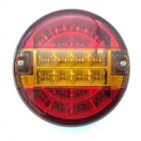 Poze LAMPA LED CAMION 3 FUNCTII 20 LEDURI SMD