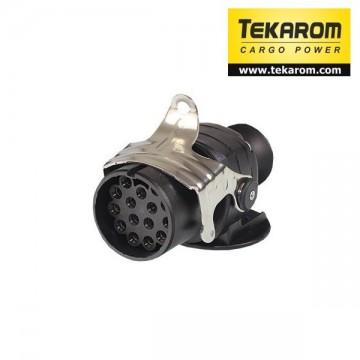 Cablu adaptor 2x7 (24N+24S) / 15/24V