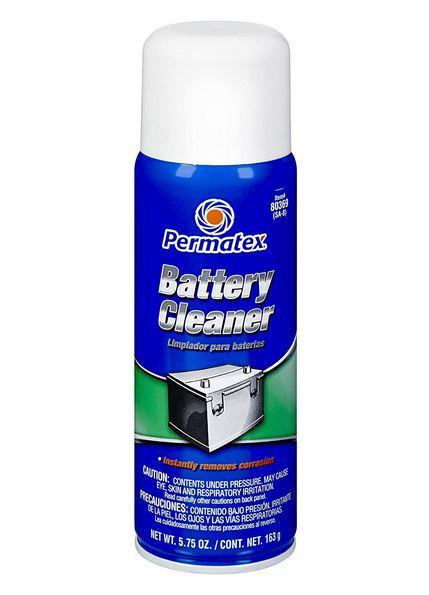 Spray pentru curatat bateria - Permatex
