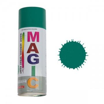 Spray vopsea Verde 6016/6037 Magic