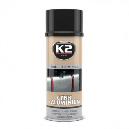 Spray zinc si aluminiu 400 ml