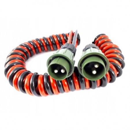 Cablu electric spiralat 135A NATO 4M