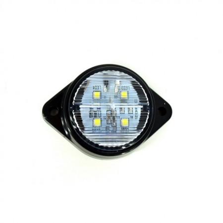 Poze Lampa Led rotunda alba 24V