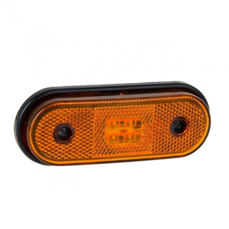 Poze Lampa marcaj lateral portocalie