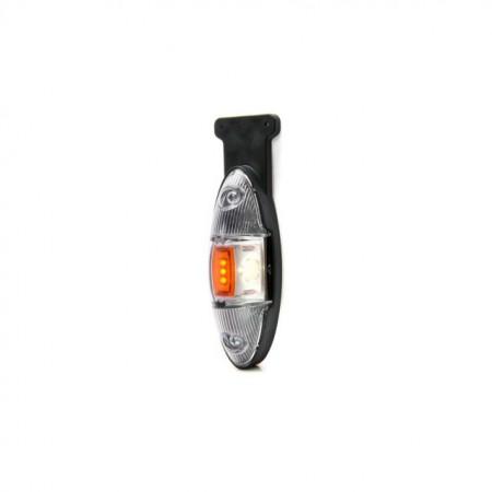 Poze Lampa marcaj lateral cu suport stanga