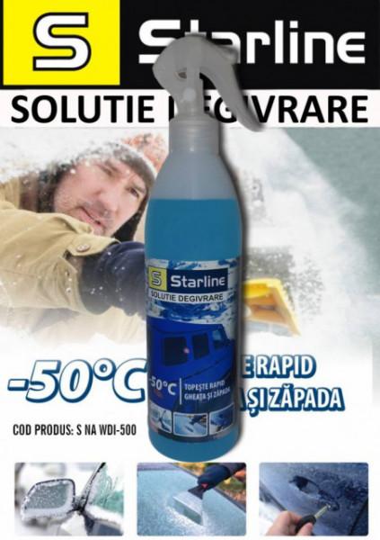 Solutie degivrare -50C 500ml