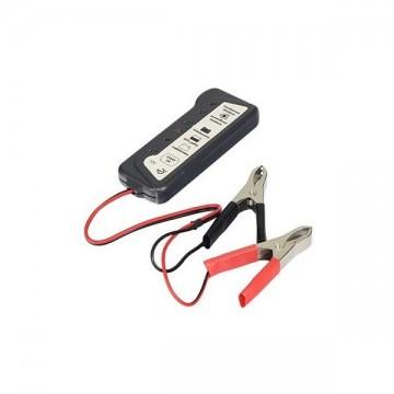 Tester baterie si alternator 12V