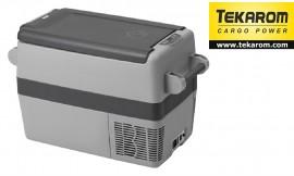 Frigider-congelator auto indelB cu capacitate utila de 41 litri