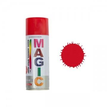 Spray vopsea Rosu 250 400ml Magic