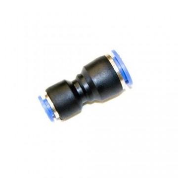 Cupla rapida aer plastic ⌀12/6mm
