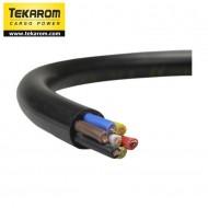 Cablu electric 6 x 1mmp + 1 x 1.5mmp