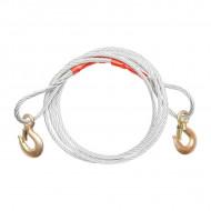 Cablu metalic de remorcare Ø9 max. 6T 3.4M