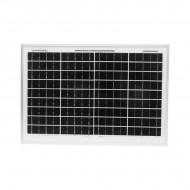 Panou solar 10W 350x240x17mm