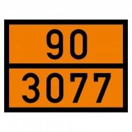 Tabla marcaj ADR 90/3077