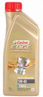 Ulei motor Castrol EDGE, TURBO DIESEL, 5W-40, 1 litru