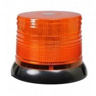 Girofar auto cu efect rotatie12V / 24V orange LED