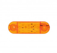 Lampa marcaj lateral galbena 9 LED-URI