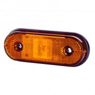 Lampa marcaj lateral portocalie