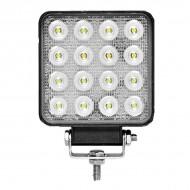 Proiector LED patrat 48W (varianta SLIM)