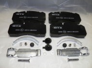 Set placute frana Iveco, Man, MB Atego